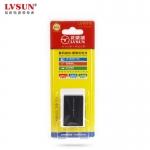 龙威盛 松下CGA-S101数码相机电池 LS-S101E