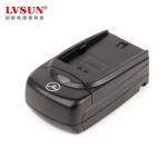 佳能数码电池LPE6充电器_数码易充CLP-E6