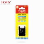 龙威盛 尼康EN-EL14数码相机电池 LS-EL14