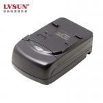 松下数码电池VBS1E/VBS2E充电器_数码易充CVBS2E 八合一套装