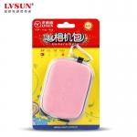 防震防尘Mini相机包粉红色