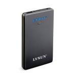 摄像机/平板电脑/POS机移动电源B859(黑色)6000mA